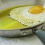 האם שמן זית מתאים לטיגון?